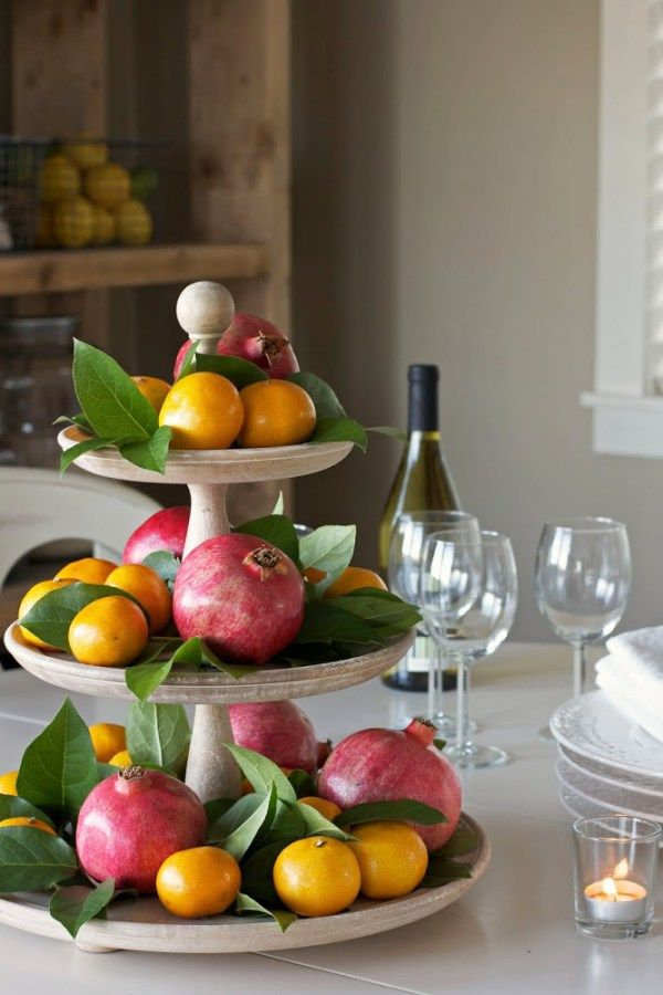 35 best Rosh Hashana table design images on Pinterest