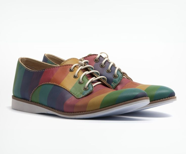 Rollie Nation - Derby Rainbow, $119.95 (http://shop.rollienation.com/derby-rainbow/)
