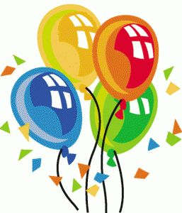 18 best balloon clip art images on pinterest happy birthday rh pinterest co uk balloons clip art free images balloons clip art free