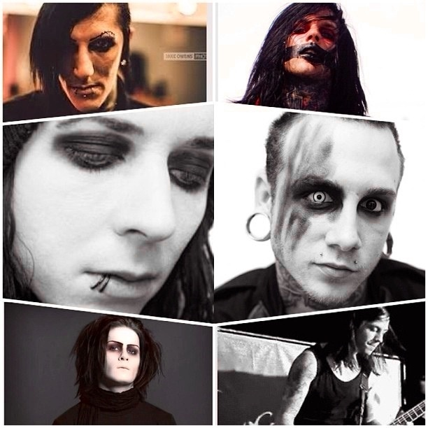 17 Best Images About Motionless In White On Pinterest