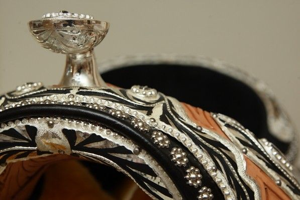 If you love to stand out in the show ring or in parades, then you're in luck - we've collected 10 of the fanciest saddles here for you.