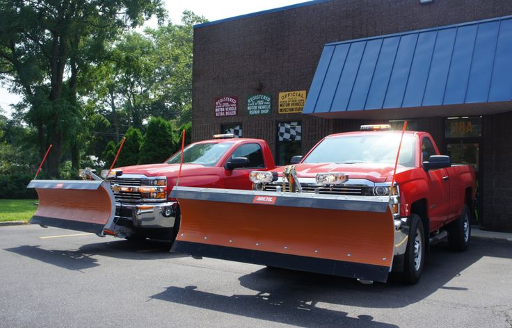With the summer drawing to a close, its time again to prepare for the snow, and with this in mind, Brookhaven Town has acquired two brand new plow trucks. These trucks have Arctic poly snow plows, and a simple warning light package, to keep drivers safe during inclement weather.