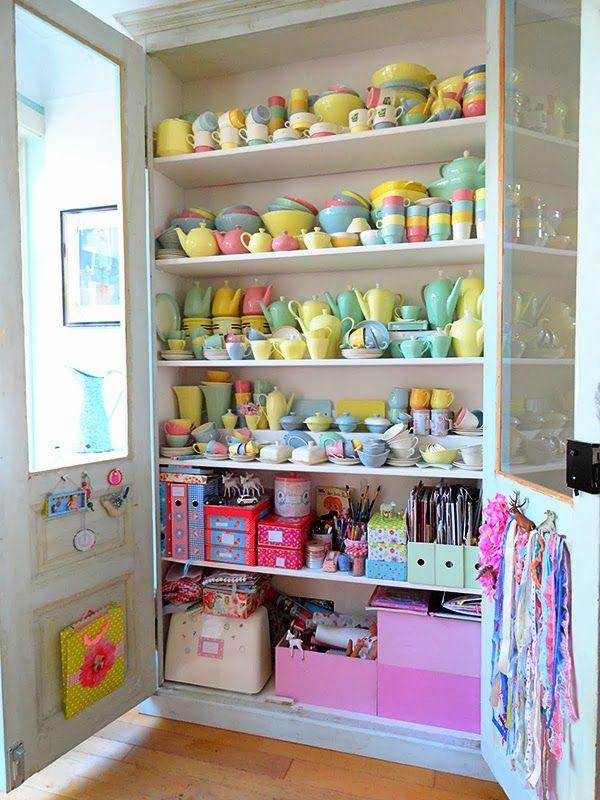 A Dutch Pastel Dream Home