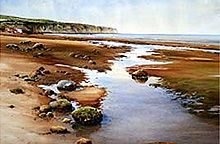 How to Paint Beaches in Watercolour - How To - Artists & Illustrators - Original art for sale direct from the artist