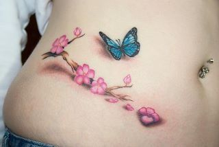 Want, minus the butterfly. Amazing work--the shading makes it look almost 3D....