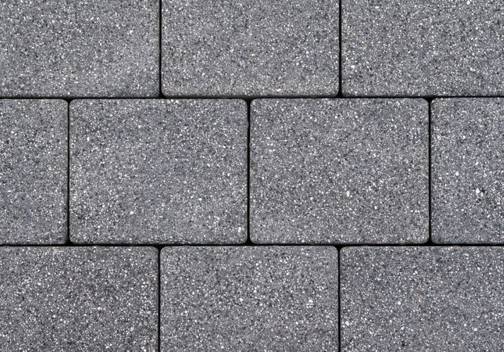 Tobermore Sienna Block paving in Charcoal