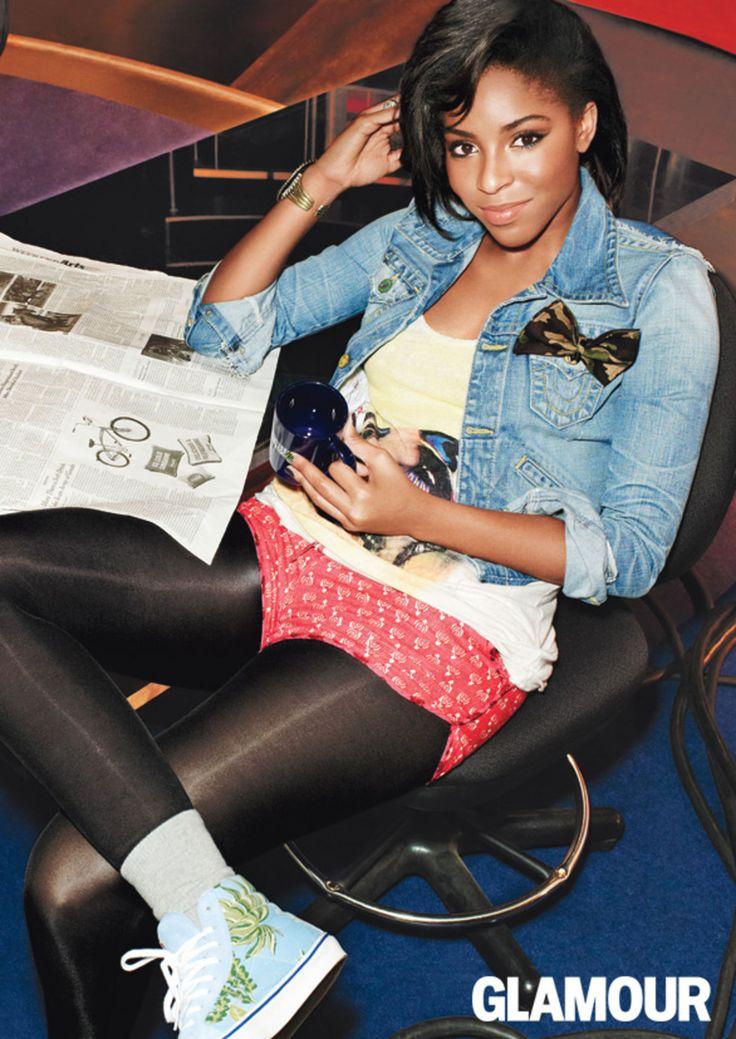 BAMF Jessica Williams: The Daily Show's correspondent