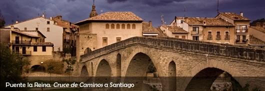 Navarra es pisar las huellas de caminantes de todos los tiempos y orígenes.