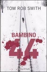 Bambino 44 è il primo lavoro di Tom Rob Smith, un romanzo avvincente, durante la cui lettura ci si cala nell'atmosfera della Russia gelida e illiberale del 1953, in pieno totalitarismo staliniano. Un paese che doveva essere perfetto, un vero paradiso,...