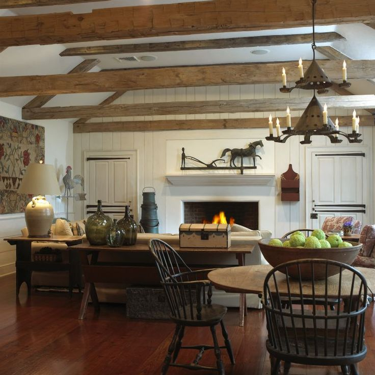 Farm Colonial Home Design Ideas: 424 Best Colonial & Country Style Images On Pinterest