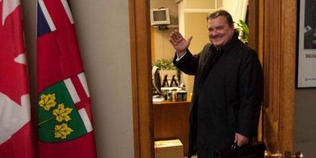 A toast to Jim Flaherty and his colleagues on both sides of the aisle