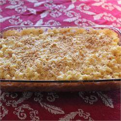 Four-Cheese Truffled Macaroni and Cheese - Allrecipes.com