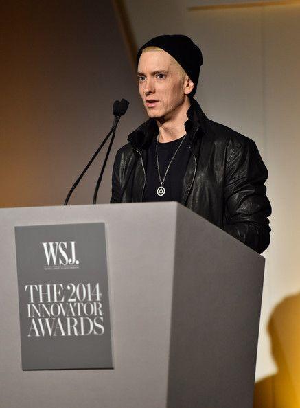 Eminem Photos - Inside the 'Innovator of the Year' Awards - Zimbio