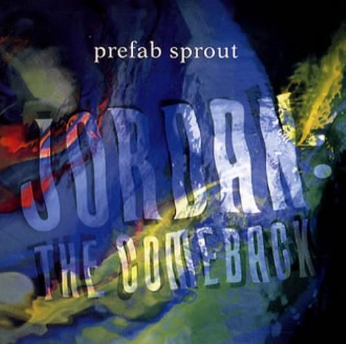 Prefab Sprout Jordan The Comeback Japanese CD album (CDLP) (93017)