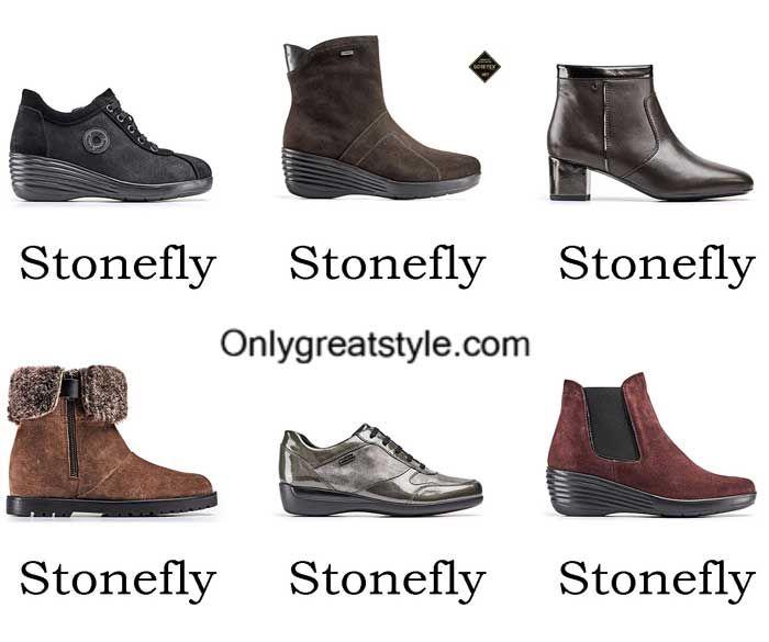 Stonefly shoes fall winter 2016 2017 footwear for women