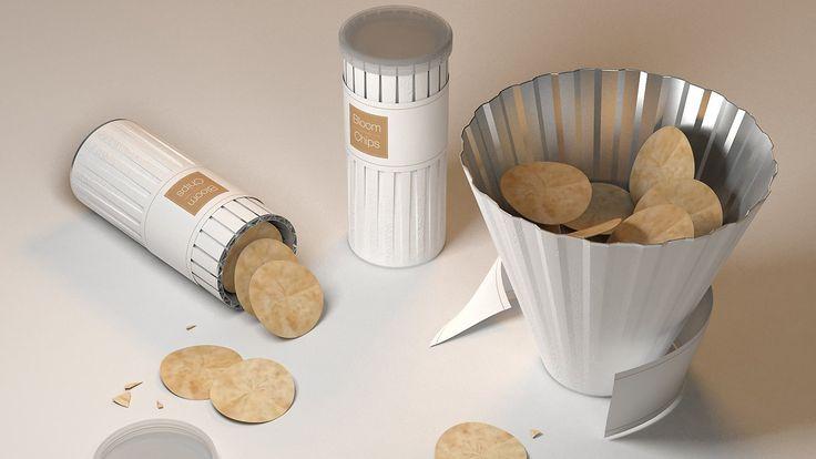 Envase patatas > bowl