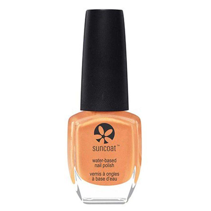 Suncoat Nail Polish - Apricot
