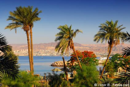 and a couple days in Eilat, either before or after a couple days at En Gedi, taking the mud.