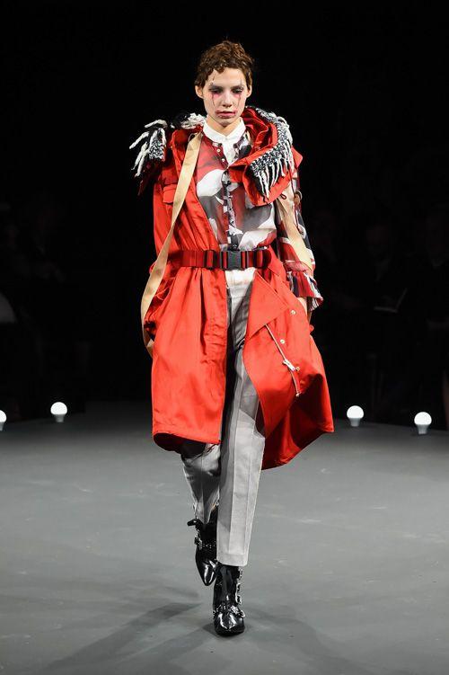 アンダーカバー 2016年春夏コレクション - ピエロが欺くロックンロール・サーカス - 写真81 | ファッションニュース - ファッションプレス