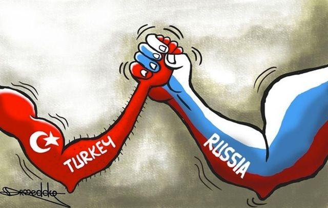 7 Gründe, warum Russland und die Türkei auch weiterhin keine Freunde sind…