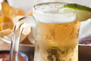 Fruit, Beer, and Rum for Game Day: Mix up a Kaepernick's Keg for game day. It's a fruity rum and beer drink that is hard to beat.