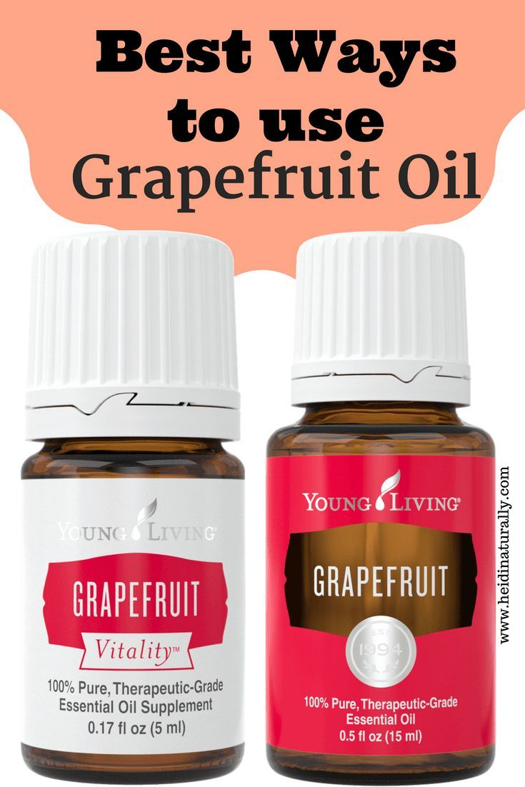 Find out the best ways to use grapefruit oil and how to use it safely. Learn all the uses for it and where to apply or ingest it.