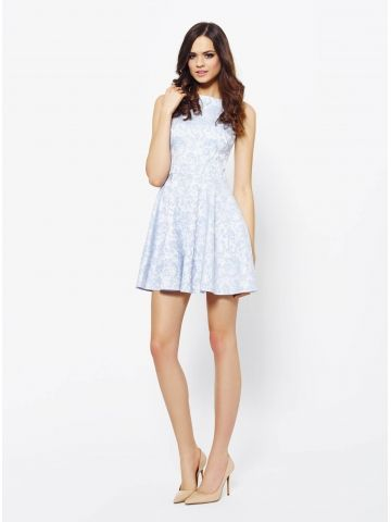 Sukienka Michelle w kolorze błękitnym