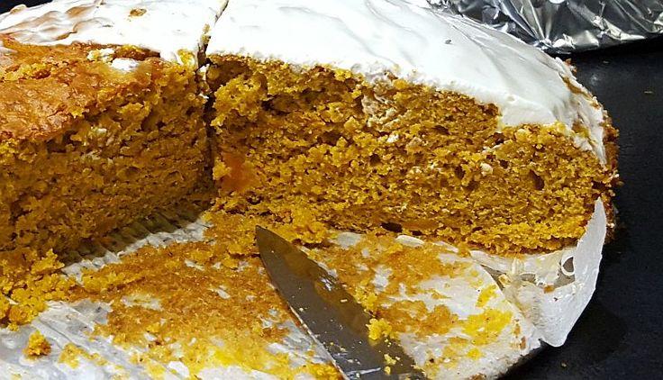 Bezglutenowe ciasto dyniowo-marchewkowe bardzo wilgotne | Fitownia