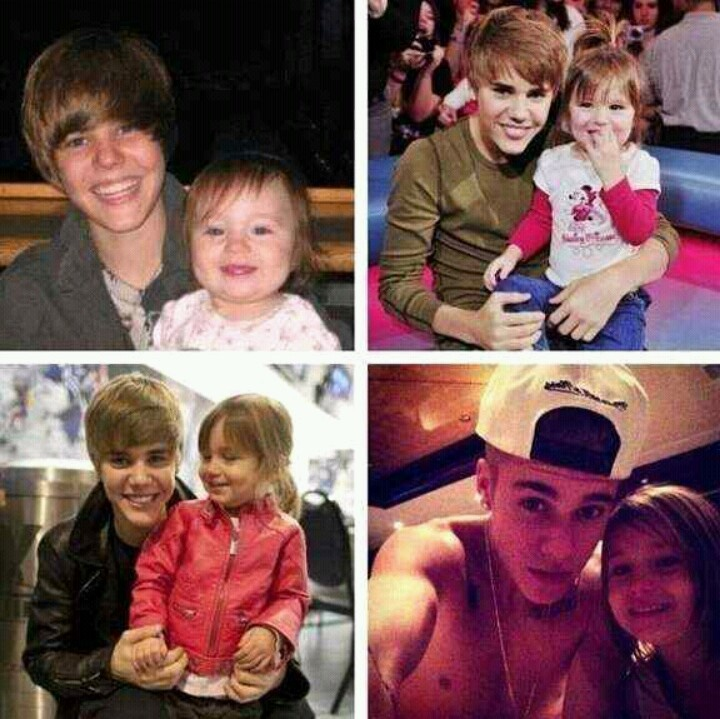 Justin and Jazzy threw the years :)