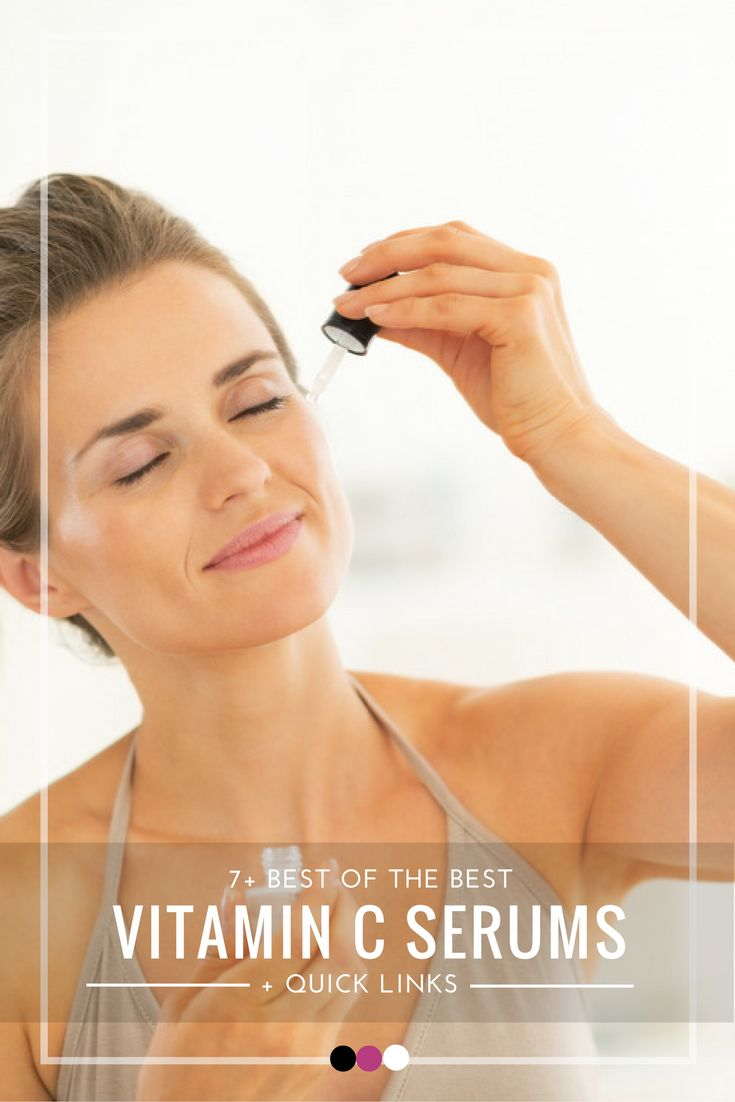Discover the best vitamin C serums available online!