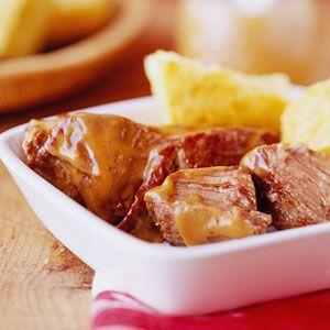Honey-Mustard Barbecue Pork Ribs: Bbq Ribs, Barbecue Pork, Honeymustard Barbecue, Pull Pork, Pork Ribs, Bbq Pork, Honey Mustard Barbecue, Crock Pots Ribs, Barbecue Sauces