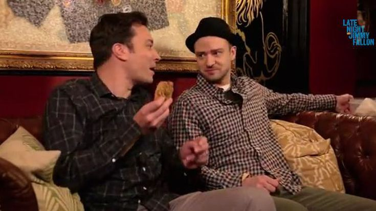 Does it seem like people are starting to speak Twitter? Watch Jimmy Fallon and Justin Timberlake have a hilarious Twitter conversation in real life.