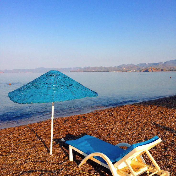 #Calis beach in #Fethiye #Turkey (not today :-)