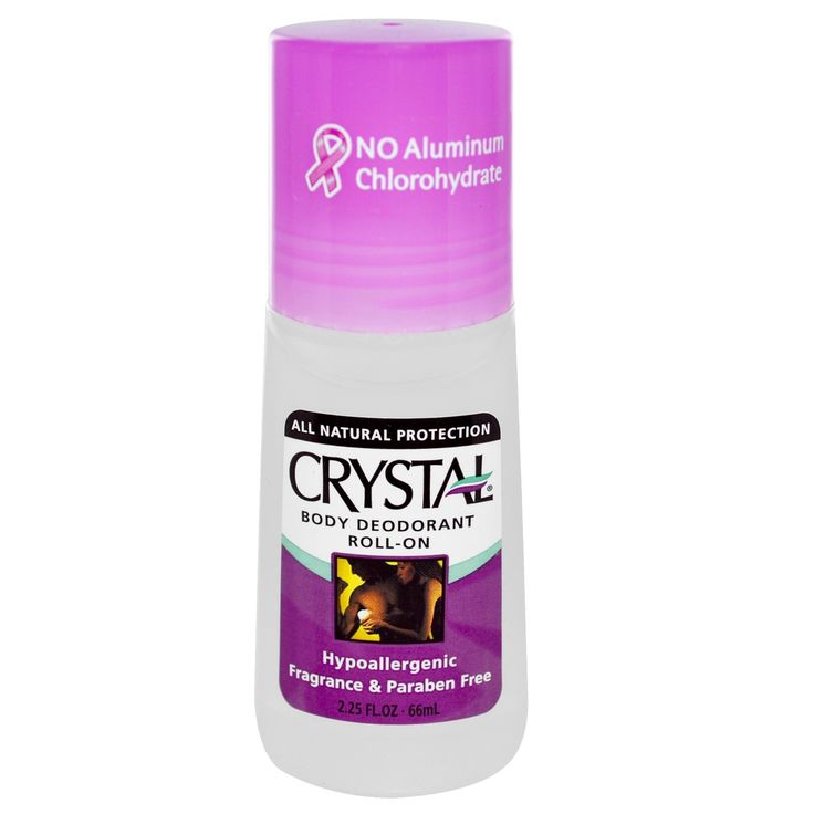 Naturalny dezodorant z kryształu