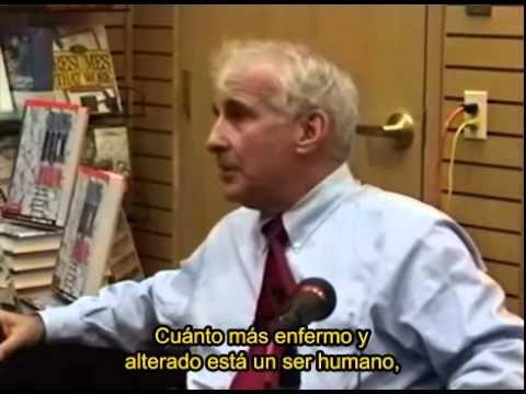 """Conferencia de presentación del libro """"Talking Back to Ritalin"""" del psiquiatra Peter Breggin. En ella se discute la medicación en masa de los niños y la pato..."""
