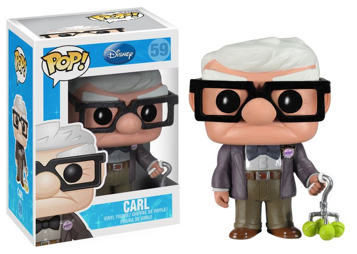 Pop! Disney: Carl