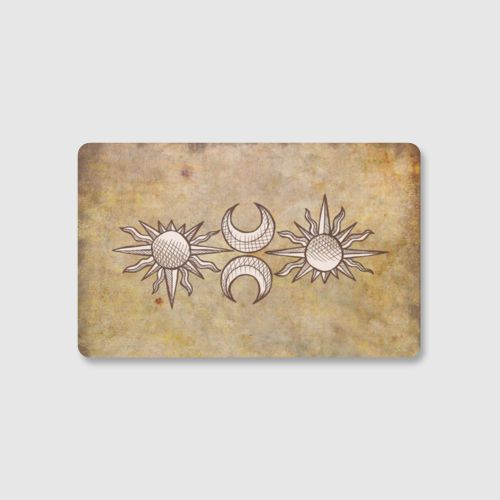 Sun and Moon dari Tees.co.id oleh ASTIG!