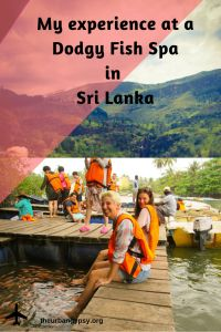 My experience at a dodgy fish spa in Sri Lanka