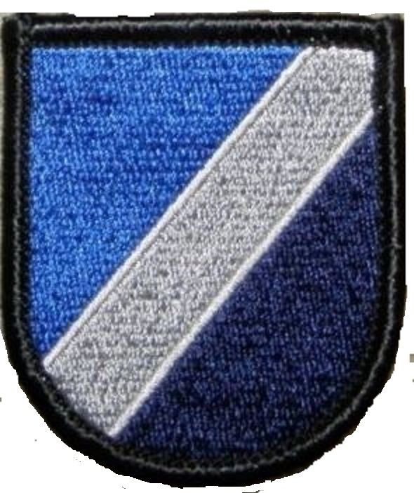 USSOCOM Special Operations Detachment NATO Airborne beret flash patch