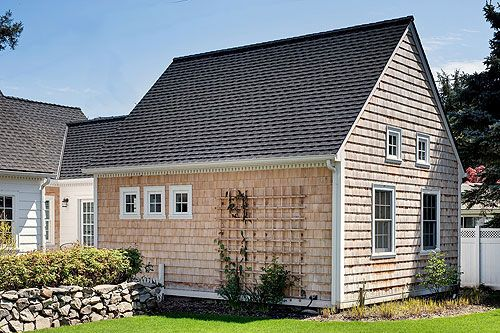17 best images about garage on pinterest bungalows for Additions to cape cod style homes