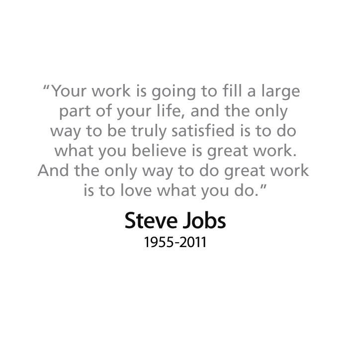Steve Jobs Quotes On Hard Work: 26 Best Images About WORK On Pinterest