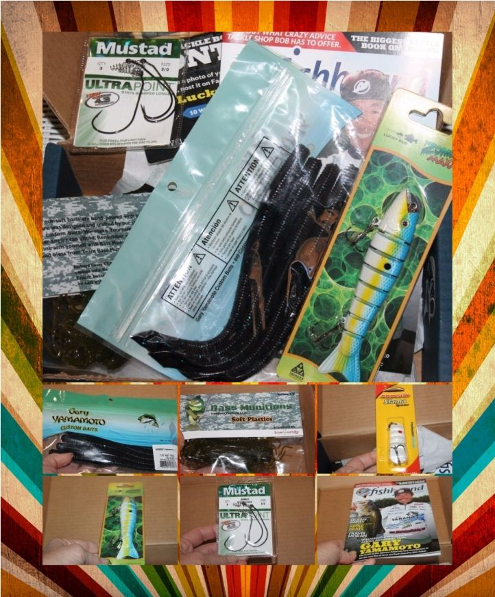 435 best fishing gear images on pinterest fishing stuff for Fishing box subscription