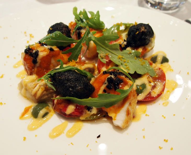 Phil Howard's The Square, Mayfair, Review   In pursuit of food...