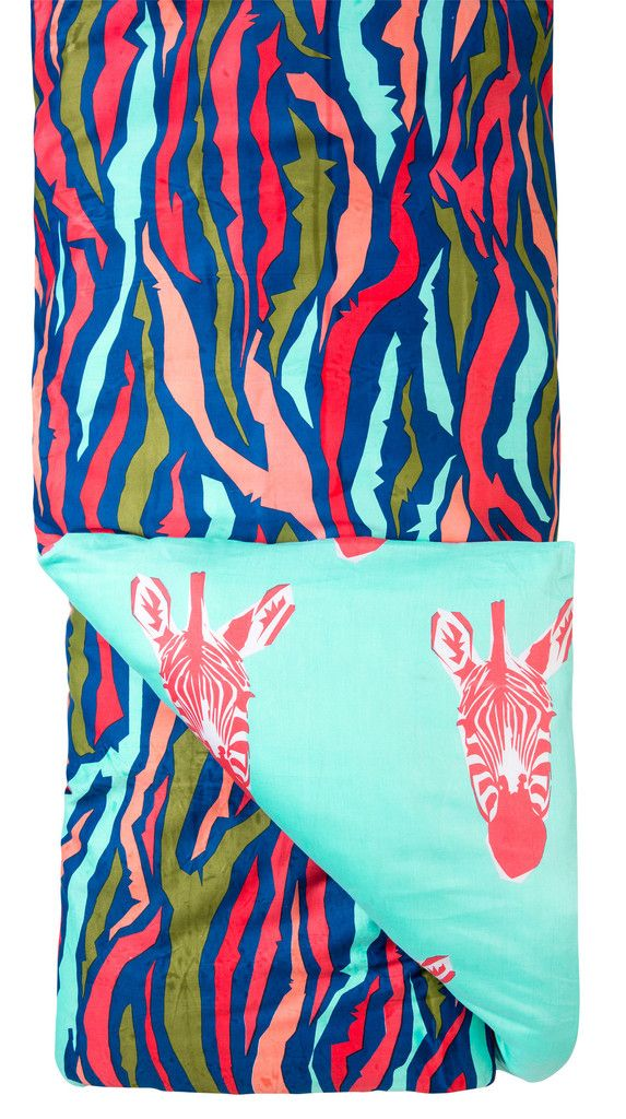 Goosebumps duvet cover - Zebra PRE ORDER FOR END OCT | Collected by LeeAnn Yare