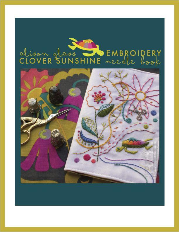 Image of Clover Sunshine Needle Book