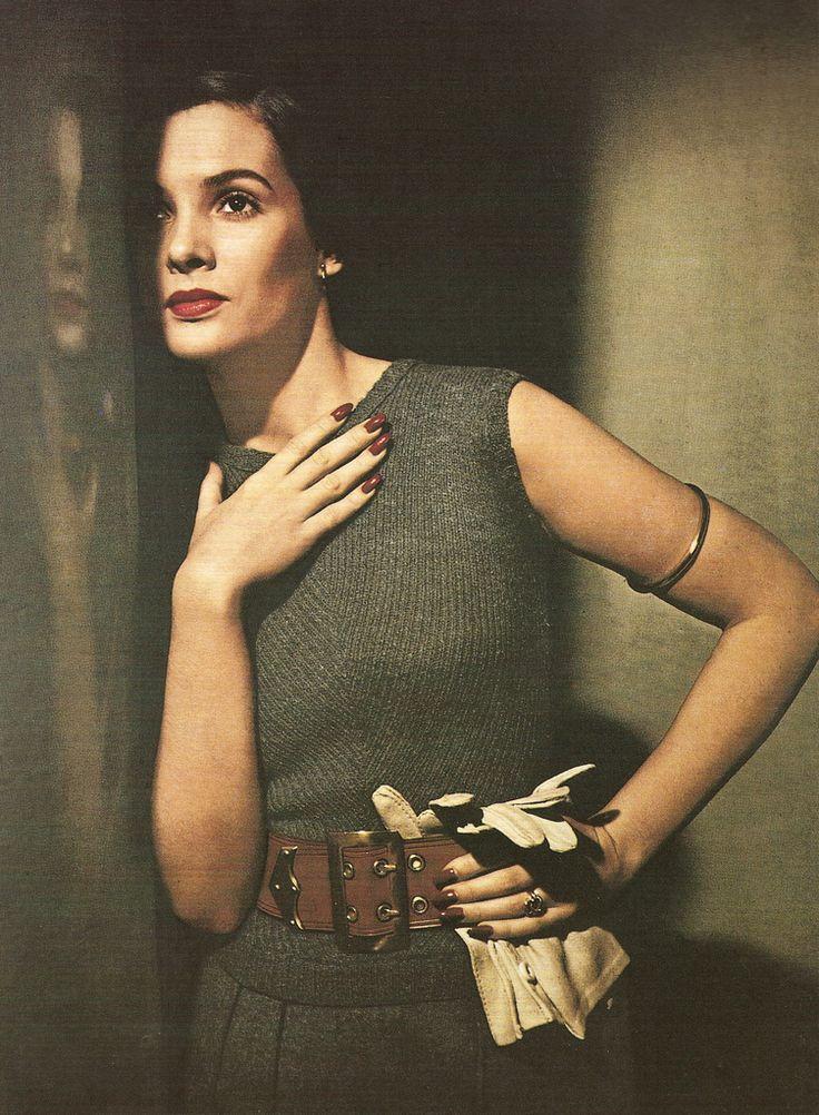 Louise Dahl-Wolfe  Harper's Bazaar, 1949