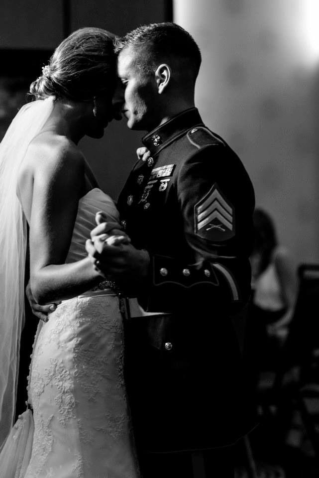 Marine Corps Wedding #usmc #militarywedding #marines