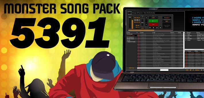 Become A Karaoke Dj With This Monster Deal And Karaoki Pcdj Software For A Laptop We Can Even Get You A Laptop And Get It All I Monster Songs Software Karaoke