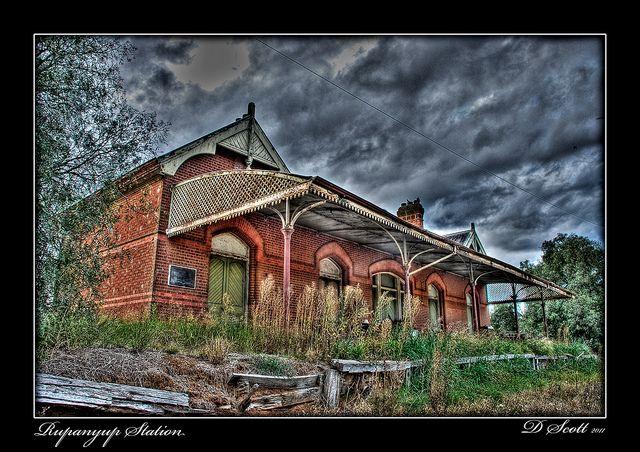 Rupanyup Station | Flickr - Photo Sharing!