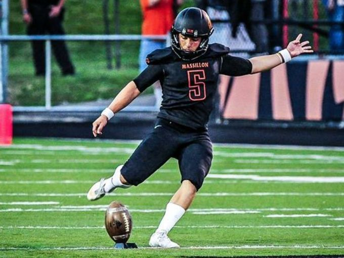 K Andrew David: The Massillon (Ohio) product was a 3-star prospect ranked 9th among kickers in the 2015 class, according to 247Sports.com